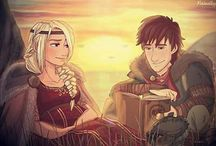 Hiccup Astrid