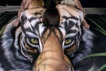 Body painting / by tony torres