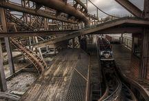 Abandoned Sites