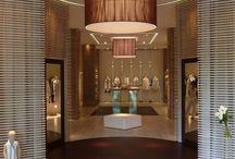 Design store interiors