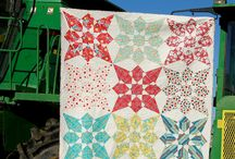 Quilts & Quilting / by Kelsey Hall