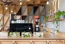 Retail + Commercial Design / Retail design and commercial design spaces
