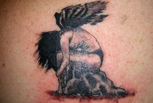 engelen tattoo