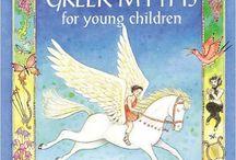 Greek Mythology / Literacy projects with Greek myths.
