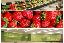 Supermarket Branding