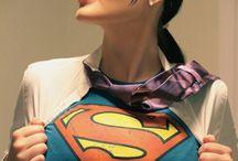 I love super heroes