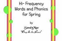 Reading~ Fluency / by Tara Repp