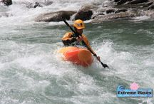 Extreme Waves 6 Luglio 2014 / Le migliori foto #rafting di #ExtremeWaves in #Trentino