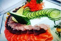 AEQUORA FOOD / En nuestros variados y deliciosos buffets tenemos 4 cenas temáticas:Asiática, Canaria, Española y Mexicana.