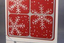 SU - Christmas Snowflakes / by Sue Cartwright