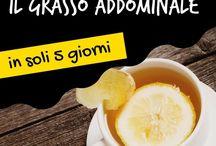 zenzero e limone x pancia
