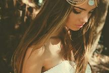 Bohemian jewelry and accessories
