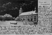 Erdély_régi magyar képeslapok Transylvania_old Hungarian postcards