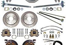 Rear End Kits, Currie Enterprises, Winters, Southwest Speed