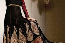 indian attire / by divya vasudev