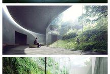 ARCHITECTURE + MUSEUM
