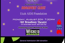 National Tour Benefits / by Broadway Cares /Equity Fights AIDS