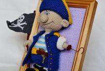Crochet pictures 3 D