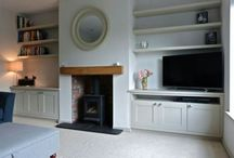 Living Room Fitted Furniture