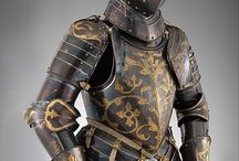 weapons, armors & others