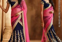 Bollywood replica fancy collection sarees 5383 to 5389 / For inquiry Call or Whatsapp @ 09173949839