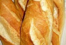 Péksütik,kenyerek
