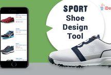 Sports Shoe Design Tool