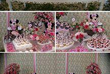 mesas lindas / decoração de mesas tematicas