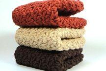 Needle Work- Crochet, Tunisian, Knit / by Theresa Wade