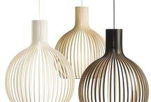 Luminaires design / Suspensions, appliques, lustres... les plus beaux luminaires pour votre cuisine sélectionnés par l'équipe d'Arthur Bonnet