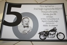 50th bday ideas / by Crystal Dunn from My Ramblings