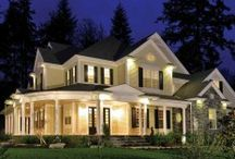 home Exteriors / by Tonya Jarvis