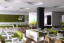 Restaurant Interior Design and Furniture