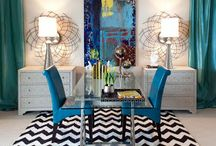 """How to decorate """"The Flat"""". / We need to start thinking about how we can decorate our """"flat"""". Put ideas and color schemes you like. I love color color color! / by Spenser Carnes"""