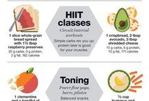 Fitness / Different fitness and workout routines. Why exercising is good for, etc.