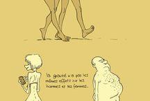 Dibujos cómicos