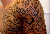Tatoo Maori / Tatouages Maori