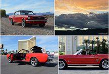 Classic Mustang Convertible 1966