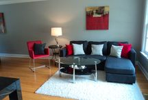 How to Use: Red / How to decorate with red