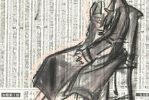 Yohji Yamamoto Archive - Graphic Design / Yohji Yamamoto Archive - Graphic Design
