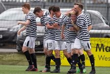Stenhousemuir 13 Aug 2016 / Pictures from the Ladbrokes League One game between Stenhousemuir and Queen's Park. game played at Ochilview Park on Saturday 13 August 2016. Queen's Park won the game 2-1.