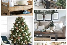 Natural rustic christmas
