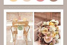wedding paleta