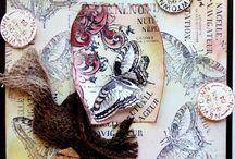 Designer Karten zum Selbermachen / Komplett-Set zur Kartengestaltung ab 15.Jan.2015 Der Kunde/in verleiht seiner Karte sein eigenes Design mit seinem ganz persönlichem Flair. Mehr Info ab Jan. unter creations-giselle.com