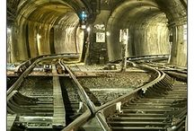 tunnels/railways