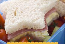 Grayson lunch ideas