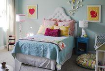 Gotta finish her room! / Girl room ideas