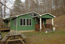 Little Cove Creek Homes for Sale / View Norris Lake Homes and Lots for Sale at Little Cove Creek in Jacksboro, TN.
