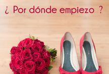 Organización bodas / Momentos de inspiración, ideas y trucos para organizar tu #boda