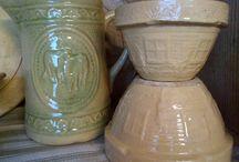 Crockery and pottery